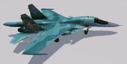 Su-34 -Capricorn- Hangar