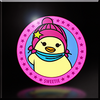 ROOKIE SWEETY Emblem Icon