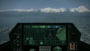 AC6 CFA-44 First Person View