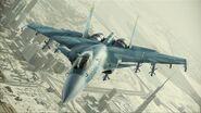 ACAH Su-33D Front