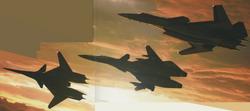 ADF-01, X-02 and ADFX-01 (Aces At War)