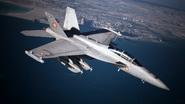 EA-18G Erusea Flyby BrySkye