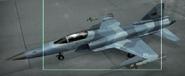 F-20A Osea color Hangar