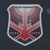 Satellite Interception - Medal of Valor (Red) Emblem