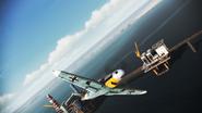 Bf109 FA front shot 1