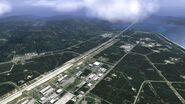 Basset Space Center cutscene view