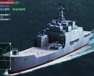 Ivan Rogov-class landing ship1