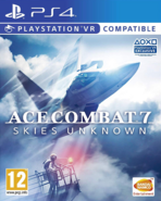 AC7 PS4 Box Art Europe