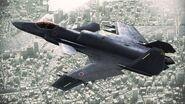 ASF-X Shinden II (ACAH)