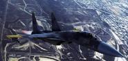 Su-37 -Jean Louis- Flyby