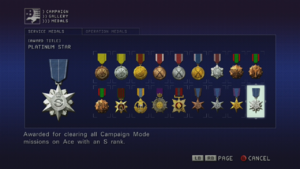AC6 Platinum Star Medal Full