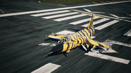 F-104 Skin3 Runway