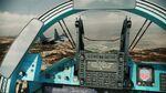 SU35 cockpit