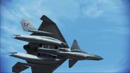 XFA-33 Flyby