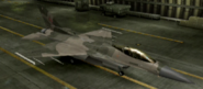 F-16C Mercenary color hangar