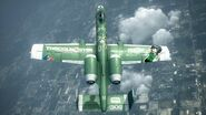 A-10A -THE IDOLMASTER SP- Flyby 3