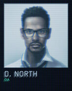 David North Radio Portrait