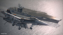 Emmerian Navy Nimitz