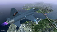 F-5E ACX Flyby 2