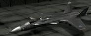 Su-47 ISAF color Hangar