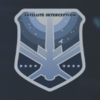 Satellite Interception - Medal of Valor (White) Emblem