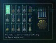 AC5 medals
