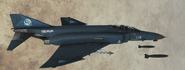 F-4E -Mobius1- dropping ugb's