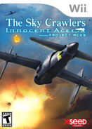 The Sky Crawlers Innocent Aces Cover