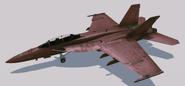 FA18F Event Skin 04 Hangar
