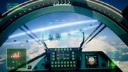 Su-57 cockpit
