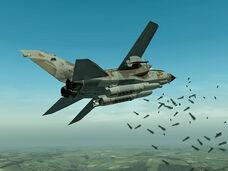 ACZ Bomblet Dispenser Deploy