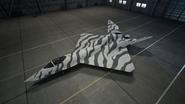 YF-23 AC7 Color 3 Hangar