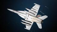 EA-18G Erusea Flyby 2 BrySkye