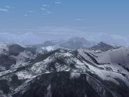 Lambert Mountains in Ace Combat 3