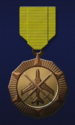 AC6 Bronze Ace Medal