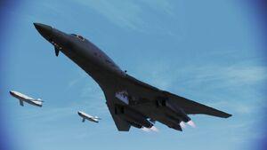 B-1B Firing MAGM