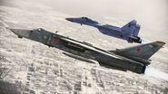 Su-24MP & Su-27 Russian AF