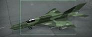 MiG-21bis Osea color Hangar