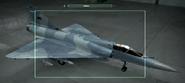 Mirage 2000 Osea color Hangar