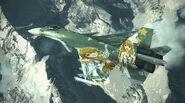 Su-33 iM@S Rear