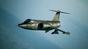 F-104C Osea Skin Flyby3