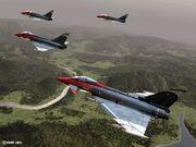 Rot squadron