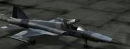 F-5E ISAF color Hangar