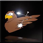 Falco sq emblem small