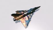 Mirage2000 Magicien Hangar 2