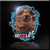 Mothra Larva Infinity Emblem