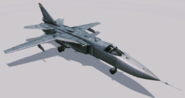 Su-24MP Fencer Hangar
