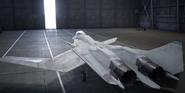 X-02S Hangar Rear