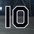 "AC7 Air Force ""10"" Emblem Hangar"