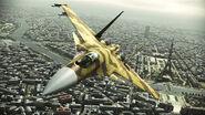 ACAH Su-37 Color 1 Flyby